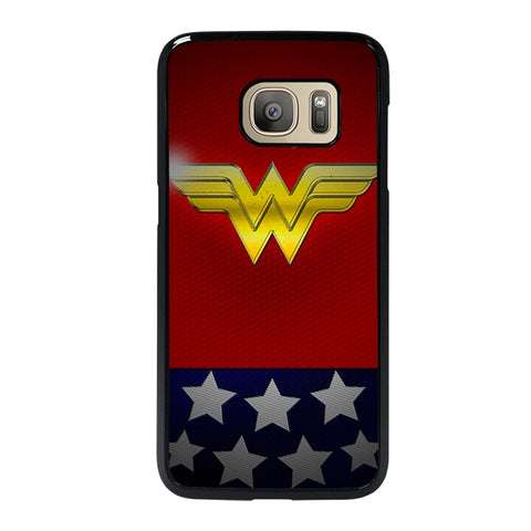 WONDER WOMAN LOGO 2-samsung-galaxy-S7-case-cover
