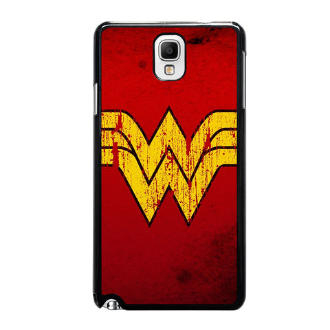 WONDER WOMAN LOGO ART-samsung-galaxy-note-3-case-cover