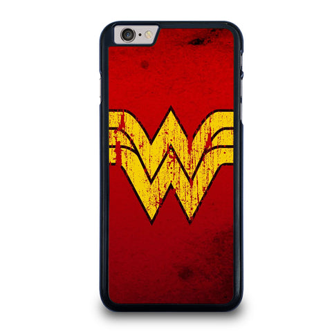 WONDER WOMAN LOGO ART-iphone-6-6s-plus-case-cover