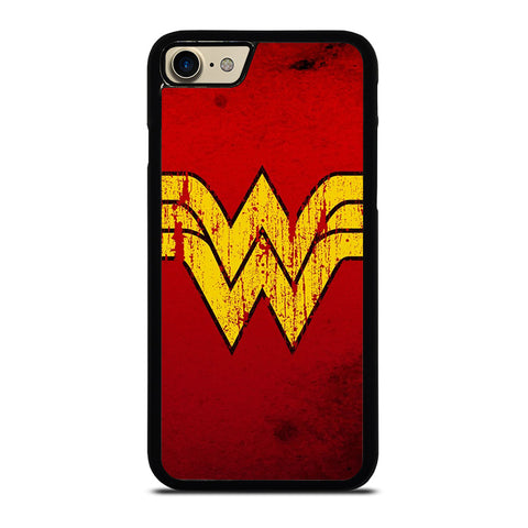 WONDER WOMAN LOGO ART-iphone-7-case-cover