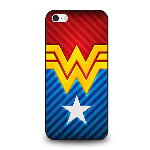WONDER-WOMAN-LOGO-iphone-se-case-cover