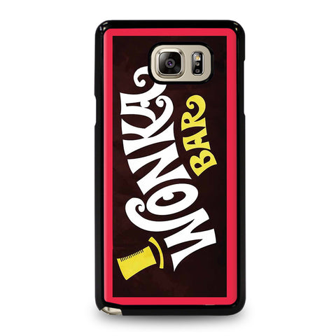 WONKA BAR-samsung-galaxy-note-5-case-cover