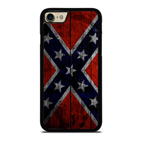 WOODEN REBEL FLAG-case-for-iphone-ipod-samsung-galaxy