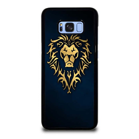 WORLD-OF-WARCRAFT-ALLIANCE-samsung-galaxy-S8-plus-case-cover