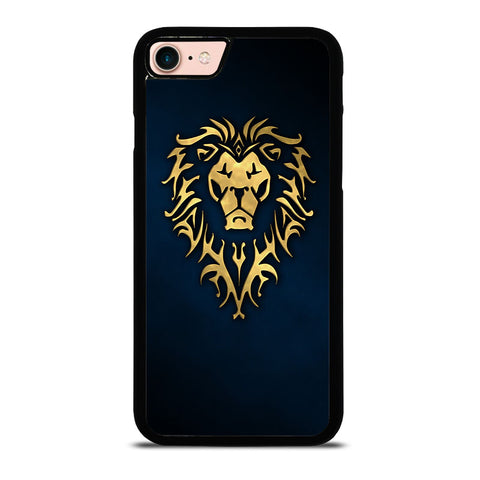 WORLD-OF-WARCRAFT-ALLIANCE-iphone-8-case-cover