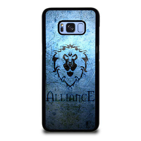 WORLD-OF-WARCRAFT-ALLIANCE-WOW-samsung-galaxy-S8-plus-case-cover