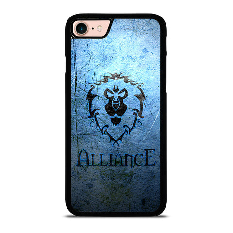 WORLD-OF-WARCRAFT-ALLIANCE-WOW-iphone-8-case-cover