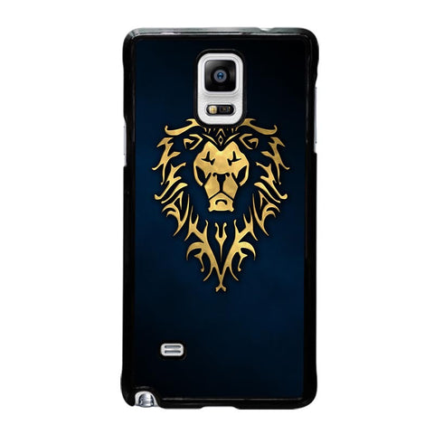 WORLD-OF-WARCRAFT-ALLIANCE-samsung-galaxy-note-4-case-cover