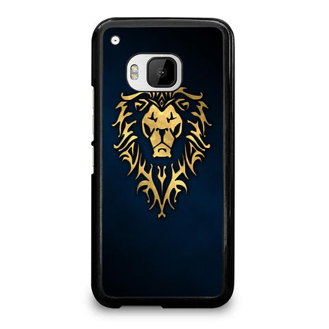 WORLD-OF-WARCRAFT-ALLIANCE-HTC-One-M9-Case-Cover