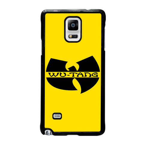 WUTANG CLAN LOGO-samsung-galaxy-note-4-case-cover