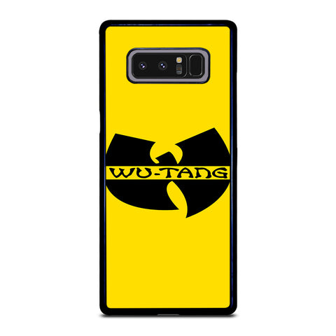 WUTANG CLAN LOGO-samsung-galaxy-note-8-case-cover