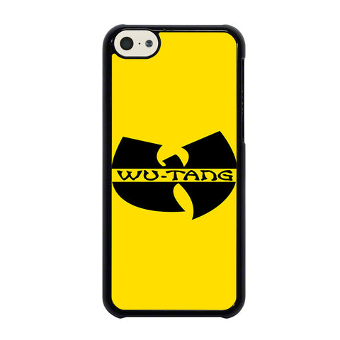 WUTANG CLAN LOGO-iphone-5c-case-cover