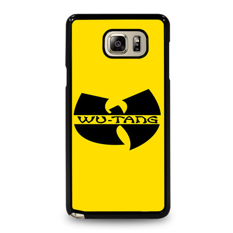 WUTANG CLAN LOGO-samsung-galaxy-note-5-case-cover