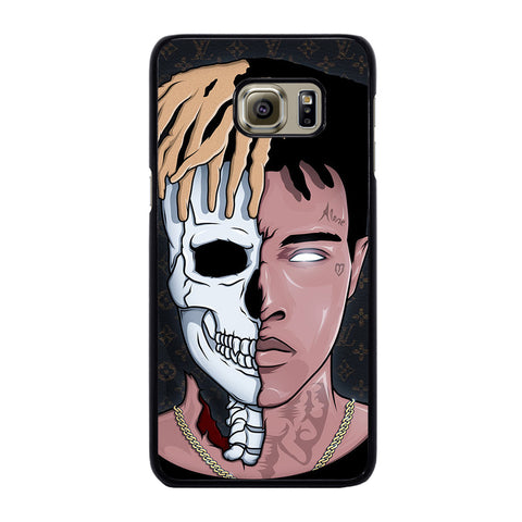 XXXTENTACION SKUL FACE-samsung-galaxy-S6-edge-plus-case-cover
