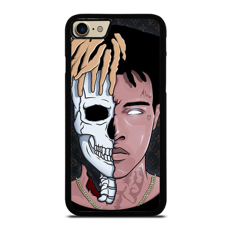XXXTENTACION SKUL FACE Case for iPhone, iPod and Samsung Galaxy - best custom phone case