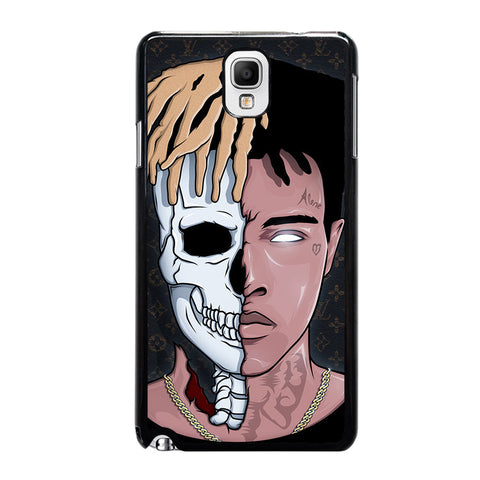 XXXTENTACION SKUL FACE-samsung-galaxy-note-3-case-cover