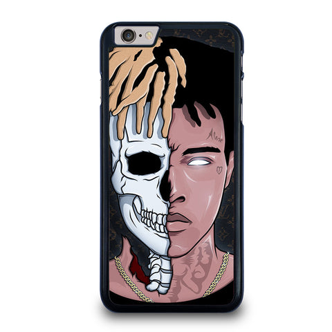 XXXTENTACION SKUL FACE-iphone-6-6s-plus-case-cover