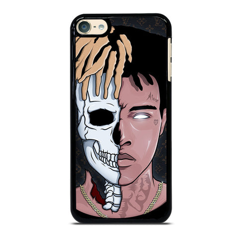 XXXTENTACION SKUL FACE-ipod-touch-4-5-6-case-cover