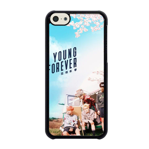 YOUNG FOREVER BANGTAN BOYS-iphone-5c-case-cover