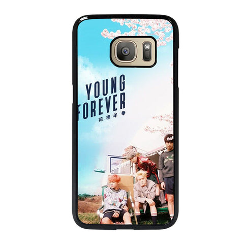 YOUNG FOREVER BANGTAN BOYS-samsung-galaxy-S7-case-cover