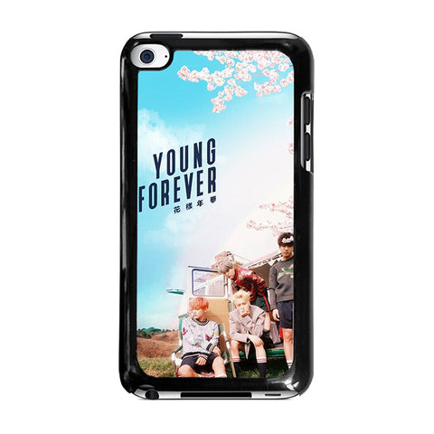 YOUNG FOREVER BANGTAN BOYSipod-touch-4-case-cover