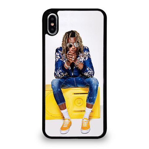 YOUNG THUG-iphone-xs-max-case-cover