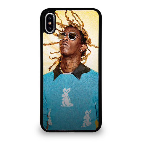 YOUNG THUG RAP-iphone-xs-max-case-cover