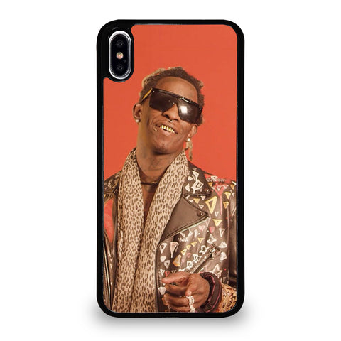 YOUNG THUG READ-iphone-xs-max-case-cover