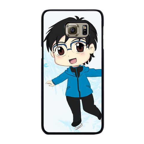 YURY ON ICE KATSUKI CUT-samsung-galaxy-S6-edge-plus-case-cover