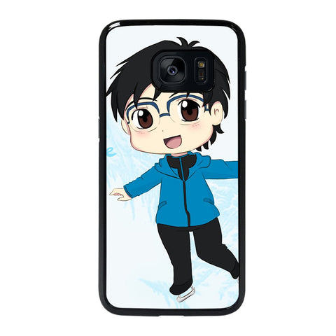 YURY ON ICE KATSUKI CUT-samsung-galaxy-S7-edge-case-cover