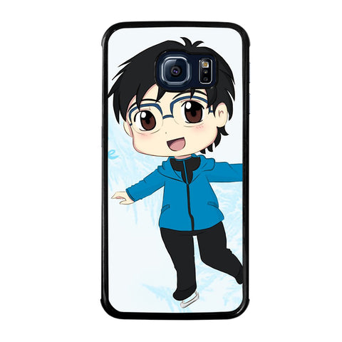 YURY ON ICE KATSUKI CUT-samsung-galaxy-S6-edge-case-cover