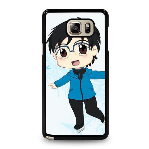 YURY ON ICE KATSUKI CUT-samsung-galaxy-note-5-case-cover