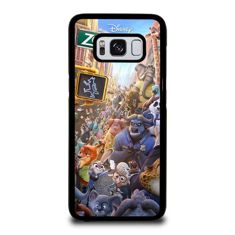 ZOOTOPIA-CHARACTERS-Disney-samsung-galaxy-S8-case-cover