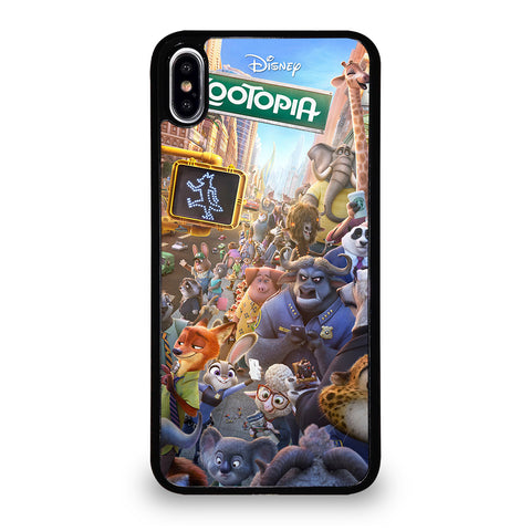 ZOOTOPIA CHARACTERS Disney-iphone-xs-max-case-cover