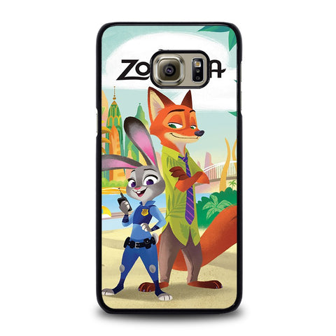 ZOOTOPIA-JUDY-AND-NICK-Disney-samsung-galaxy-s6-edge-plus-case-cover