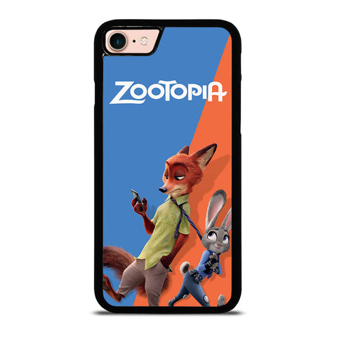 ZOOTOPIA-NICK-AND-JUDY-Disney-iphone-8-case-cover