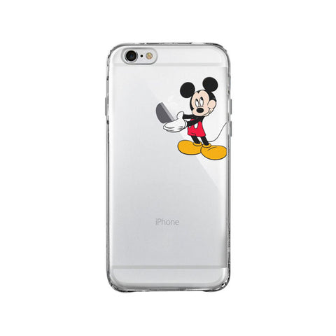 disney-mickey-mouse-eat-apple-iphone-samsung-galaxy-clear-case-transparent