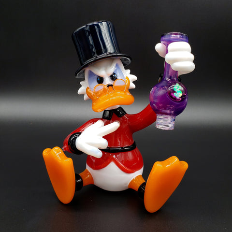 J Smart Glass - Scrooge McDuck Rig