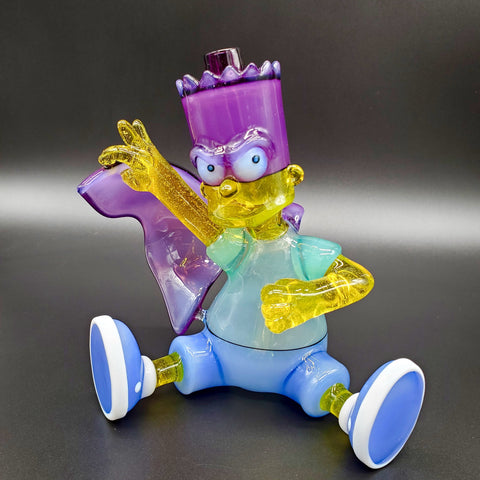 J Smart Glass - Bartman Rig