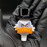 J Smart Glass - Scrooge McDuck Pendant