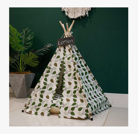 Pet Tee Pee - Aus Pet Accessories