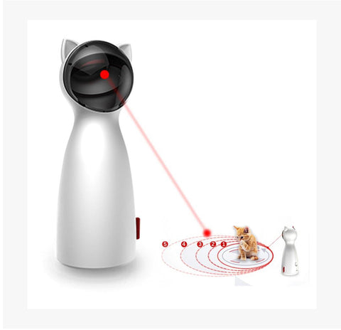 Aus Pet Accessories Smart Cat Automatic Laser Toy