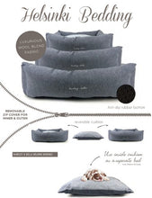 Load image into Gallery viewer, Barkley & Bella Helsinki Pet Bed-dog bed-Aus Pet Accessories