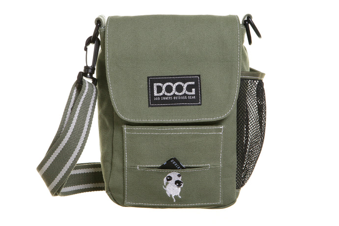 DOOG - Dog Walkie Bag - Khaki-dog walkie bag-Aus Pet Accessories