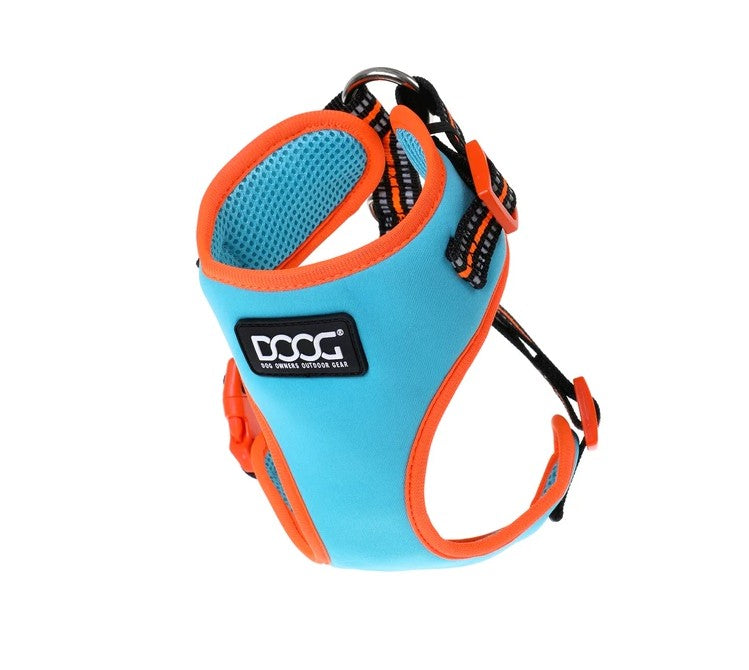 DOOG Neoflex - Adjustable Dog Harness - NEON Beethoven-dog harness-Aus Pet Accessories