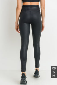 HIGHWAIST FULL PEBBLED LEGGING