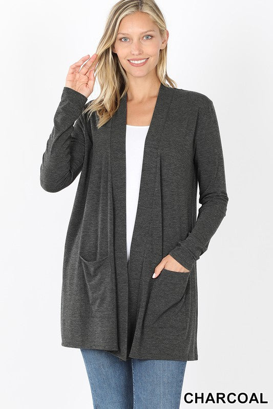 SLOUCHY POCKET CARDY