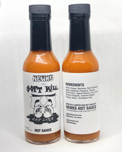 Soft Kill, Hot Pepper Sauce (5 oz)