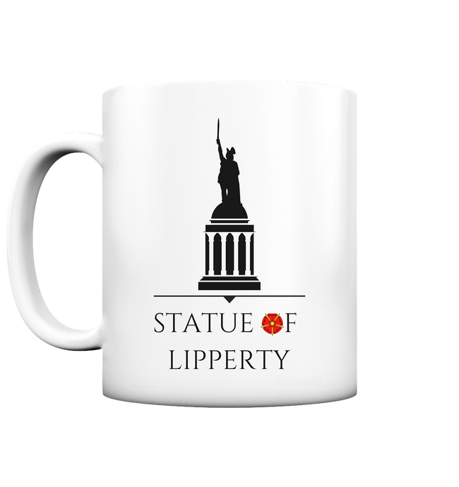 Statue Of Lipperty - Tasse matt