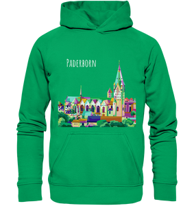 Buntes Paderborn - Kids Hooded Sweat